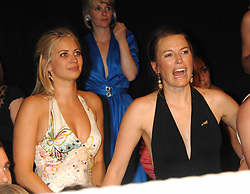 Left to right, HOLLY BRANSON and JESSICA CRAIG at the 2008 Boodles Boxing Ball in aid of the charity Starlight held at the Royal Lancaster Hotel, London on 7th June 2008.<br /> <br /> NON EXCLUSIVE - WORLD RIGHTS