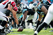 December 24, 2016: Carolina Panthers vs Atlanta Falcons. Soliai, Paul