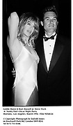 Goldie Hawn & Kurt Russell at  Steve Tisch &  Vanity Fair's Oscar Night Party,<br /> Mortons,  Los Angeles. March 1994.  Film 94560/24<br />  <br /> © Copyright Photograph by Dafydd Jones<br /> 66 Stockwell Park Rd. London SW9 0DA<br /> Tel 0171 733 0108.