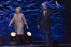 The Clintons Hold A Conference in Montreal - 28 Nov 2018