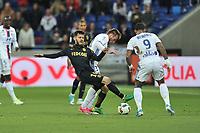 Maciej Rybus (lyon) vs Bernardo Silva (monaco) <br />  FOOTBALL : Lyon vs Monaco - Ligue 1 -23/04/2017<br /> <br /> Norway only