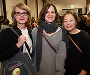 31/01/2018  Sigrid Gruber, Katharina Schrott and Yoko Yagihara from Toihaus Theater<br />  at the launch of Wide Eyes, a unique one-off European arts extravaganza for babies and children aged 0 – 6. Hosted by Baboró, Wide Eyes will take place in Galway till Sun 4 February. This imaginative programme will feature 15 new theatre and dance shows from some of Europe's finest creators of Early Years work from Austria, Belgium, Denmark, Finland, France, Germany, Hungary, Italy, Poland, Romania, Slovenia, Spain, Sweden, UK and Ireland. For more see www.wideeyesgalway.ie<br /> <br /> Wide Eyes will welcome almost 200 artists and arts professionals from almost 20 countries to enthral and engage children over four jam-packed days. Photo:Andrew Downes, XPOSURE