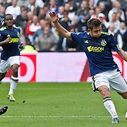 NLD/Rotterdam/20100919 - Voetbalwedstrijd Feyenoord - Ajax 2010, Miralem Sulejmani