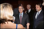 DAVID MONTGOMERY, Liberatum Cultural Honour for Francis Ford Coppola<br /> with Bulgari Hotel & Residences, London. 17 November 2014