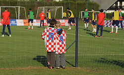 18.05.2012, Brezice, SLO, UEFA EURO 2012, Trainingscamp, Kroatien, 2. Trainingstag, im Bild uebersicht // during 2nd practice day of Croatian National Footballteam for preparation UEFA EURO 2012 at Brezice, Slovenia on 2012/05/18. EXPA Pictures © 2012, PhotoCredit: EXPA/ Pixsell/ Daniel Kasap....***** ATTENTION - OUT OF CRO, SRB, MAZ, BIH and POL *****