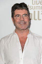 © Licensed to London News Pictures. 07/06/2017. London, UK. SIMON COWELL attends the Together for Short Lives Midsummer Ball. Photo credit: Ray Tang/LNP