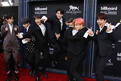 2019 Billboard Music Awards. 01 May 2019 Pictured: BTS. Photo credit: Jaxon / MEGA TheMegaAgency.com +1 888 505 6342