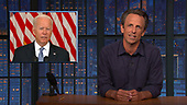"""August 18, 2021 - USA: NBC's """"Late Night With Seth Meyers"""" - Episode: 1181A"""