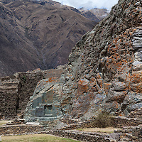 The town and archaeological site of Ollantaytambo is located at an altitude of 2792m, near Patakancha River. Nowadays Ollantaytambo is a famous touristic attraction for its ancient Inca ruins.