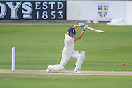 Michael Richardson  (Durham County Cricket Club) in action during the LV County Championship Div 1 match between Durham County Cricket Club and Hampshire County Cricket Club at the Emirates Durham ICG Ground, Chester-le-Street, United Kingdom on 1 September 2015. Photo by George Ledger.