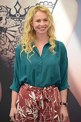 Carole Richert attending the Clem photocall at the  58th Monte Carlo International Television Festival on June 19, 2018.