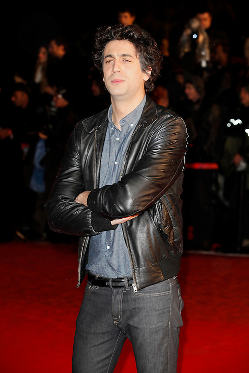 Max Boublil arrives for the NRJ Music Awards 2012 at Palais des Festivals on January 28, 2012 in Cannes.Max Boublil arrive pour la NRJ Music Awards 2012 au Palais des Festivals le Janvier 28 2012 à Cannes.