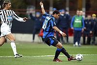 Milano 12/2/2004 Coppa Italia - Italy Cup - Semifinale <br />Inter - Juventus 2-2 (6-7 after penalties) <br />Adriano (Inter) segna il gol dell'1-0<br />Adriano (Inter) score 1-0 for Inter<br />Photo Graffiti