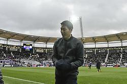 January 13, 2019 - Toulouse, France - Gen Shoji  (Credit Image: © Panoramic via ZUMA Press)