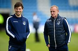 Steve Yates First Team Coach - Mandatory by-line: Alex James/JMP - 14/04/2017 - FOOTBALL - MEMS Priestfield Stadium - Gillingham, England - Gillingham v Bristol Rovers - Sky Bet League One