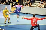 DESCRIZIONE : Handball Tournoi de Cesson Homme<br /> GIOCATORE : TERNEL Romain Malina Milan<br /> SQUADRA : Cesson<br /> EVENTO : Tournoi de cesson<br /> GARA : Cesson Tremblaye<br /> DATA : 06 09 2012<br /> CATEGORIA : Handball Homme<br /> SPORT : Handball<br /> AUTORE : JF Molliere <br /> Galleria : France Hand 2012-2013 Action<br /> Fotonotizia : Tournoi de Cesson Homme<br /> Predefinita :