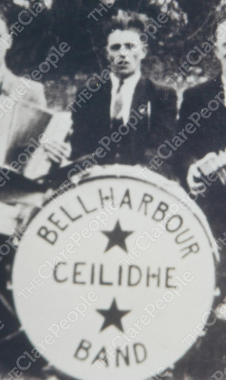 The late Jack Daly who played with the Bell Harbour Ceilidhe Band.  Mr  Daly  died when he was attacked with a hatchet at his home in Bell Harbour, Co. Clare  <br />(Collect picture: Liam Burke/PRESS22)  30/4/03