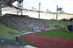 23.06.2010, Olympiapark, Muenchen, GER, FIFA Worldcup, Puplic Viewing Ghana vs Deutschland  im Bild Stadion¸bersicht, EXPA Pictures © 2010, PhotoCredit: EXPA/ nph/  Straubmeier / SPORTIDA PHOTO AGENCY