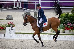 Ho Heffernan Thomas, HKG, Tayberry, 237<br /> Olympic Games Tokyo 2021<br /> © Hippo Foto - Dirk Caremans<br /> 30/07/2021