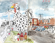 Bothell Country Village Shops.<br />