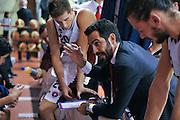 DESCRIZIONE : Ferentino LNP A2 2015-16 FMC Ferentino Acea Roma<br /> GIOCATORE : Federico Fucà<br /> CATEGORIA : allenatore coach time out<br /> SQUADRA : FMC Ferentino<br /> EVENTO : Campionato LNP A2 2015-2016<br /> GARA : FMC Ferentino Acea Roma<br /> DATA : 11/10/2015<br /> SPORT : Pallacanestro <br /> AUTORE : Agenzia Ciamillo-Castoria/G.Masi<br /> Galleria : LNP A2 2015-2016<br /> Fotonotizia : Ferentino LNP A2 2015-16 FMC Ferentino Acea Roma