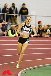 Womens Invitational Mile at BU Terrier Indoor Track; Mary Cain wins