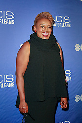 "17 September 2014. New Orleans, Louisiana.<br /> NCIS New Orleans. CBS Red carpet event at the WW2 Museum.<br /> Actor CCH Pounder - ""Dr Loretta Wade.""<br /> Photo Credit; Charlie Varley/varleypix.com"