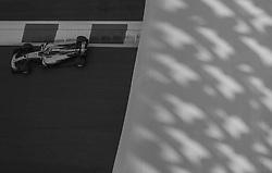 November 24, 2017 - Abu Dhabi, United Arab Emirates - Valtteri Bottas of Finland and Mercedes Team driver goes during the first practice at Formula One Etihad Airways Abu Dhabi Grand Prix on Nov 24, 2017 in Yas Marina Circuit, Abu Dhabi, UAE. (Credit Image: © Robert Szaniszlo/NurPhoto via ZUMA Press)