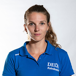 02-07-2018 NED: EC Beach teams Netherlands, The Hague<br /> Jolien Sinnema