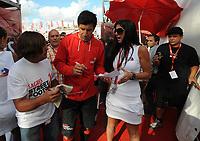 20090606: LISBON, PORTUGAL - Luis Figo Sagres Street Football - Luis Figo Sagres Street Football - Luis Figo Team vs Rui Costa Team. In picture: Luis Figo. PHOTO: Alvaro Isidoro/CITYFILES