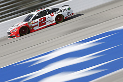 November 3, 2018 - Ft. Worth, Texas, United States of America - Brad Keselowski (2) takes to the track to practice for the AAA Texas 500 at Texas Motor Speedway in Ft. Worth, Texas. (Credit Image: © Justin R. Noe Asp Inc/ASP via ZUMA Wire)