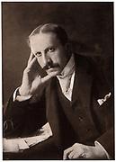 Alfred Milner, lst Viscount Milner (1854-1925) British statesman: high commissioner to South Africa 1897-1905.