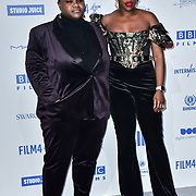 Joy Gharoro-Akpojotor attends the 22nd British Independent Film Awards at Old Billingsgate on December 01, 2019 in London, England.