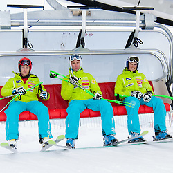 20111214: ITA, Alpine Ski - Practice session at FIS World Cup Men's Downhill in Val Gardena