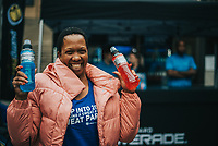 Image from Powerade Hydration Station at Planet Fitness Sweat Party in Nelson Mandela Square. Captured by Malin Sanne for www.raineduponmedia.net