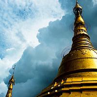 Main stupa  of Botataung pagoda