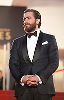 Actor Jake Gyllenhaal at the Okja gala screening,  at the 70th Cannes Film Festival Friday 19th May 2017, Cannes, France. Photo credit: Doreen Kennedy