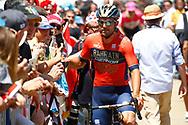 Sonny Colbrelli (ITA - Bahrain - Merida) during the 105th Tour de France 2018, Stage 18, Trie sur Baise - Pau (172 km) on July 26th, 2018 - Photo Luca Bettini / BettiniPhoto / ProSportsImages / DPPI