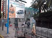 Morocco, Casablanca, street scene