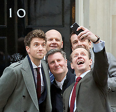 No 10 Sports Relief Reception 15th March 2016