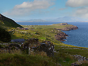 Cill Riallaig, near Ballinskelligs in County Kerry.<br /> Picture by Don MacMonagle
