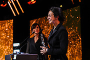 Brussels , 01/02/2020 : Les Magritte du Cinema . The Academie Andre Delvaux and the RTBF, producer and TV channel , present the 10th Ceremony of the Magritte Awards at the Square in Brussels .<br /> Pix: <br /> Credit : Alexis Haulot - Dana Le Lardic - Didier Bauwerarts - Frédéric Sierakowski - Olivier Polet / Isopix