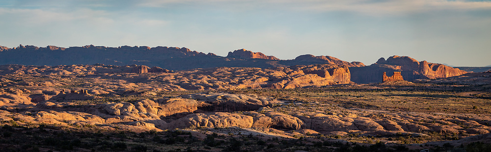 Visit to Arches National Park with Brian Camp.