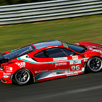 Barba/Parente- AF Corse Ferrari F430 GT (96), Le Mans Series 1000 Kilometres Hungaroring 2010