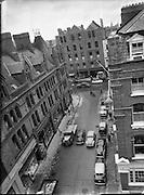 Views of Exchequor St. Dublin.05/03/1956