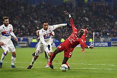 Lyon vs Montpellier, 19 Nov 2017