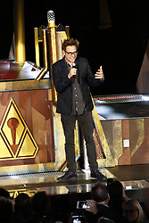 ANAHEIM, CA - MAY 25: James Gunn, writer of Guardians of the Galaxy attends Guardians for the Galaxy: Mission – BREAKOUT! Grand Opening Ceremony attraction on May 25, 2017 at the Disneyland Resort in Anaheim, California USA. Byline, credit, TV usage, web usage or link back must read SILVEXPHOTO.COM. Failure to byline correctly will incur double the agreed fee. Tel: +1 714 504 6870.