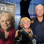 NLD/Amsterdam/20181203 - Hommage aan Tineke de Nooy, Tineke en Gordon Heuckeroth