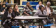 Bond community meeting at Jordan High School, February 7, 2017.