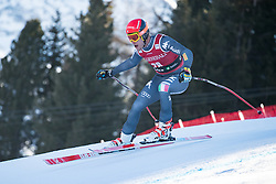 29.12.2016, Deborah Compagnoni Rennstrecke, Santa Caterina, ITA, FIS Ski Weltcup, Santa Caterina, alpine Kombination, Herren, Super G, im Bild Christof Innerhofer (ITA) // Christof Innerhofer of Italy in action during the SuperG competition for the men's Alpine combination of FIS Ski Alpine World Cup at the Deborah Compagnoni race course in Santa Caterina, Italy on 2016/12/29. EXPA Pictures © 2016, PhotoCredit: EXPA/ Johann Groder